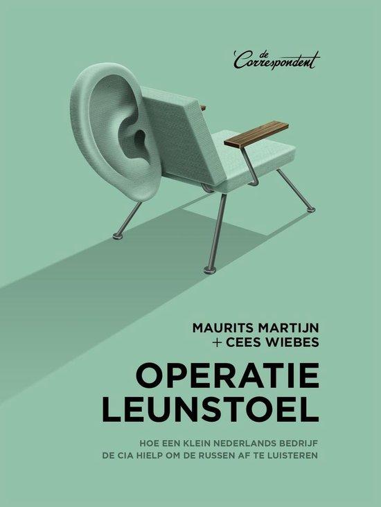 Operatie leunstoel - Maurits Martijn |