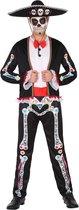 Dia de los Muertos mannen kostuum - Verkleedkleding