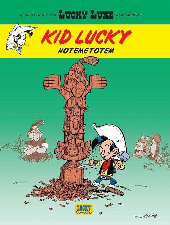 Kid lucky 03. hotemetotem - Achdé |