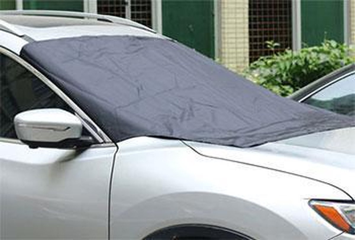 Anti-vries voorruit cover auto - sneeuwvrij - vorstvrij - ijsvrij - WT Trading B.V.