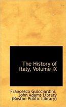 The History of Italy, Volume IX