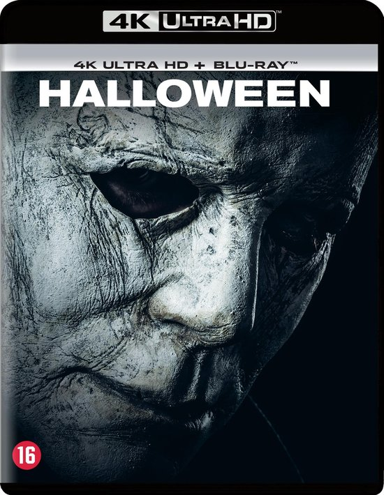 Halloween (2018) (4K Ultra HD Blu-ray)