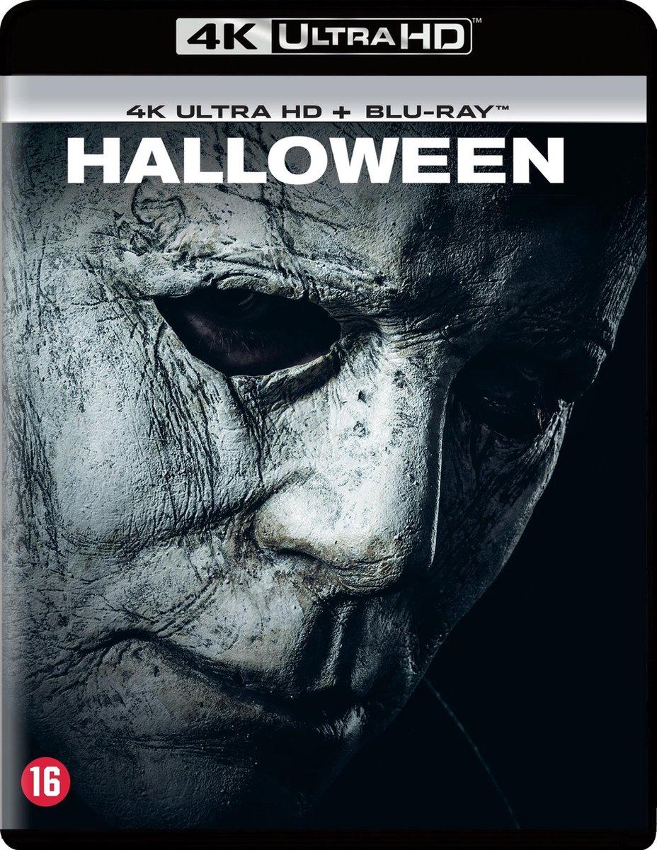 Halloween ('18) (4K Ultra Hd Blu-ray)-
