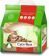 Cat's Best Oko Plus Korrels - Kattenbakvulling - 10 l