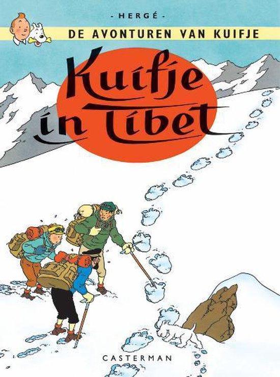 Kuifje facsimile kleur Kuifje in Tibet - Hergé |