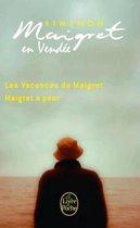 Maigret En Vendee (Les Vacances De Maigret + Maigret a Peur)