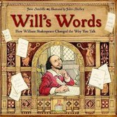 Boek cover Wills Words van Jane Sutcliffe