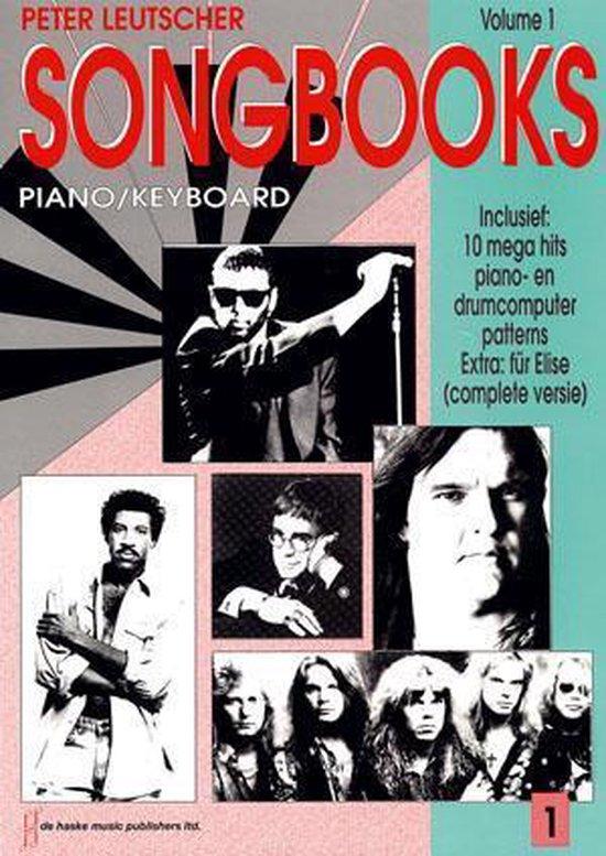 Songbook i - Leutscher |