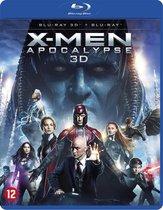 X-MEN: Apocalypse (3D Blu-ray)