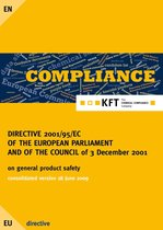 DIRECTIVE 2001/95/EC OF THE EUROPEAN PARLIAMENT AND OF THE COUNCIL