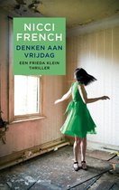 Boek cover Frieda Klein 5 - Denken aan vrijdag van Nicci French (Onbekend)