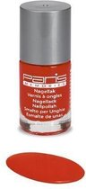 Paris Memories - Nagellak - oranje/rood metallic - nummer 285 - 1 flesje met 11 ml.