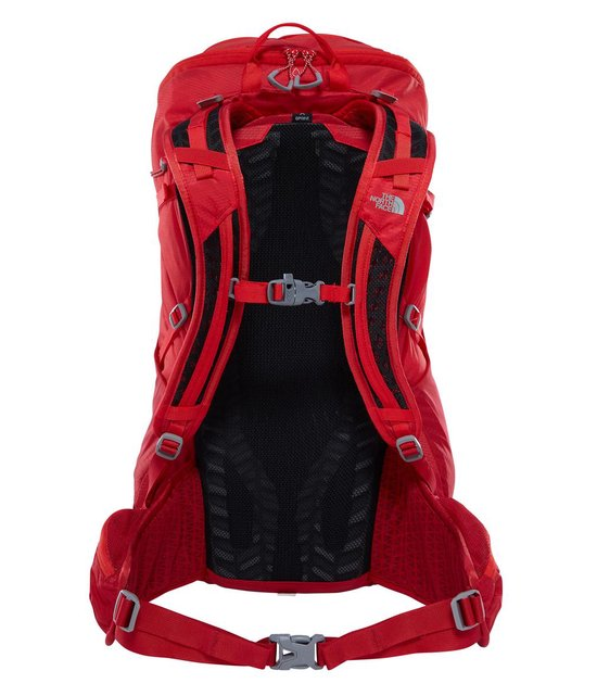 The North Face Litus 32-rc Backpack - S/M - Rage Red/high Risk Red - The North Face