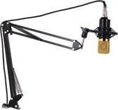 Premium Microfoon Standaard - Microfoon Statief - Microfoonarm - Tafel Mic Houder