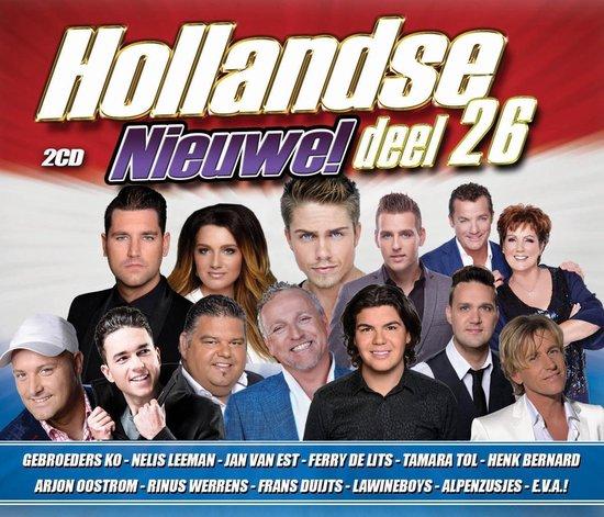 Hollandse Nieuwe Deel 26 2Cd - Hollandse Nieuwe
