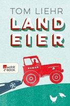 Boek cover Landeier van Tom Liehr