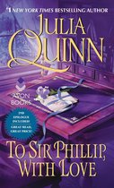 Boek cover To Sir Phillip, With Love van Julia Quinn (Onbekend)