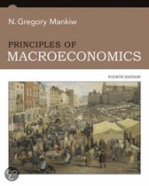 Boek cover Principles Macroeconomics van Mankiw