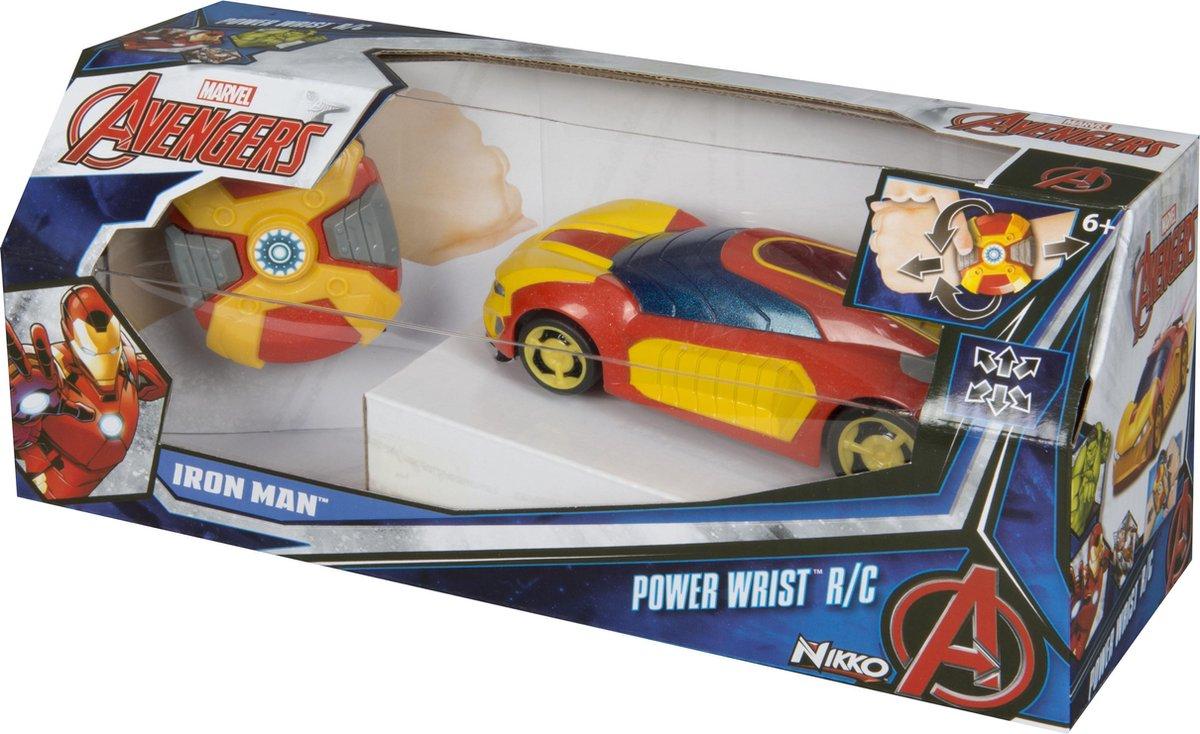 Marvel Power Wrist Iron Man - Auto - Goliath