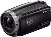 Sony HDR-CX625 - Camcorder - Zwart