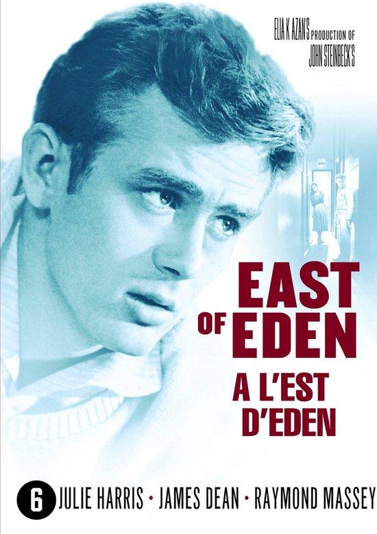 Cover van de film 'East Of Eden'