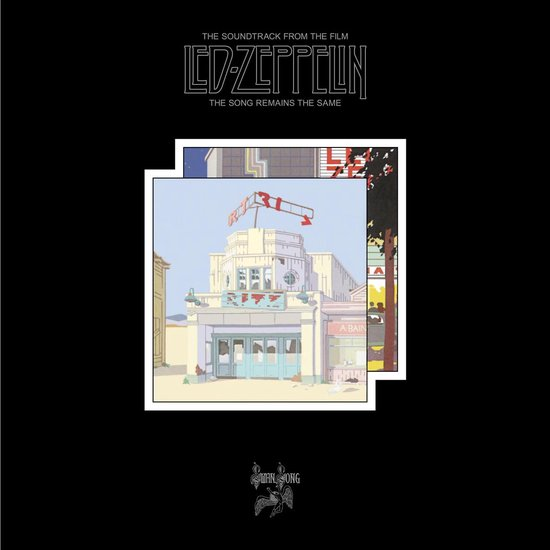Song Remains the Same (LP) - Led Zeppelin