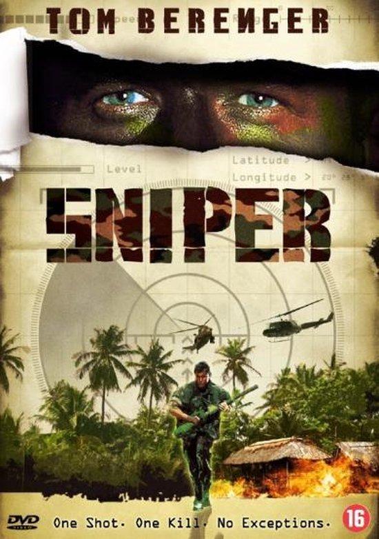 Cover van de film 'Sniper'