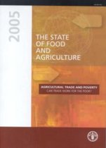 Boek cover The state of food and agriculture 2005 (FAO agriculture series) van Food And Agriculture Organizatio