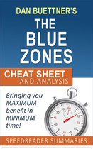 Boek cover The Blue Zones Solution by Dan Buettner: Summary and Analysis van Speedreader Summaries