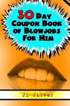 30 Day Coupon Book of Blowjobs for Him