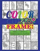 Color, Cut, Frame, Volume 1, Ephemera