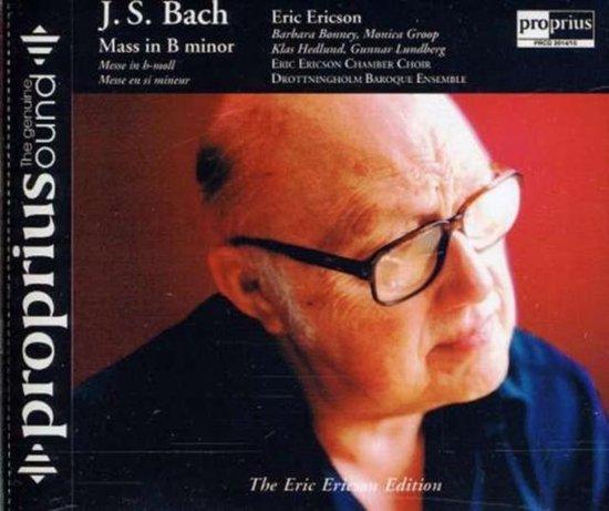 Eric Ericson Chamber Choir - Mass In B Minor