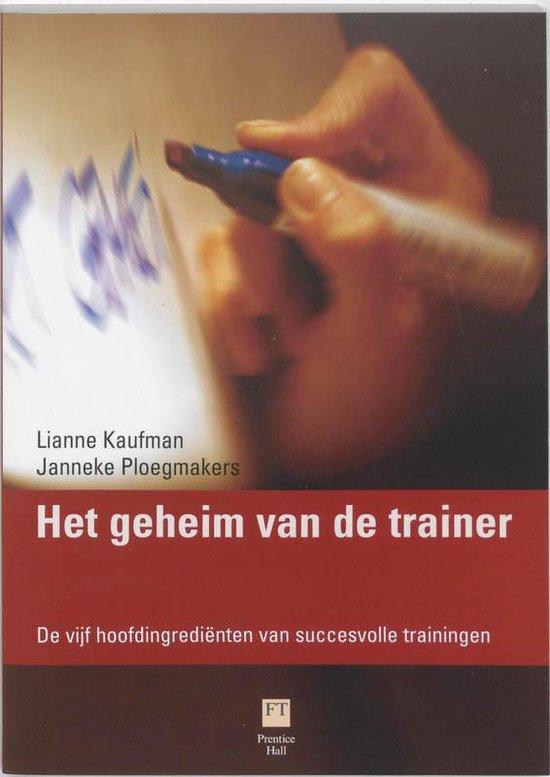 Het Geheim Van De Trainer - Lianne Kaufman pdf epub