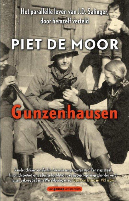 Boek cover Gunzenhausen van Piet de Moor (Paperback)