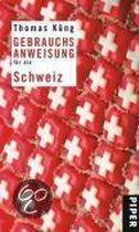 Gebrauchsanweisung fur die Schweiz