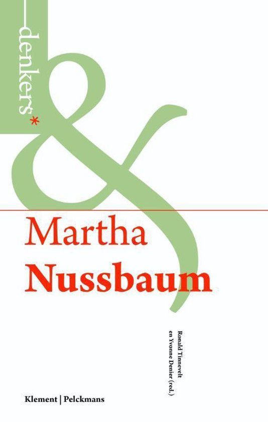 Martha Nussbaum - Diverse auteurs |