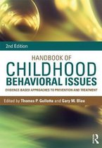 Omslag Handbook of Childhood Behavioral Issues