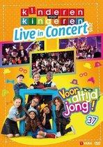CD cover van Voor Altijd Jong! Live In Concert van Kinderen voor Kinderen