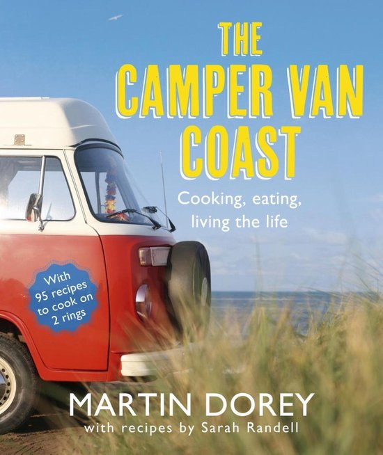 Boek cover The Camper Van Coast van Martin Dorey, Copywriter (Onbekend)