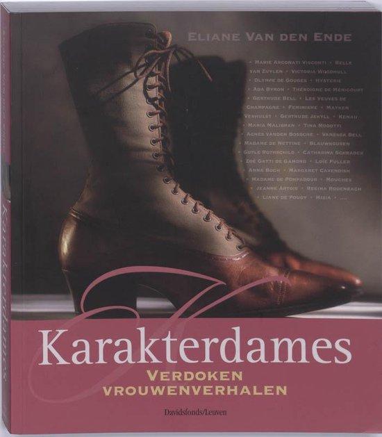 Karakterdames - E. Van Den Ende |