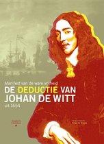 De Deductie van Johan de Witt