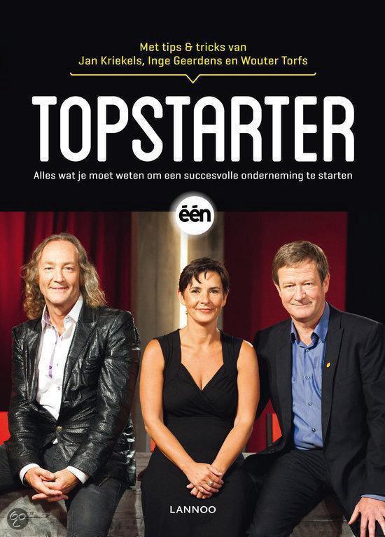 Topstarter - Sofie Vanherpe |