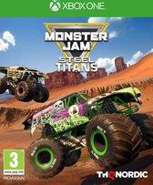 Koch Media Monster Jam Steel Titans, Xbox One video-game Basis Meertalig