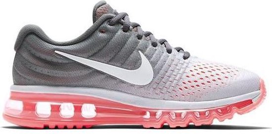 bol.com | Nike Air Max 2017 Pure Platinum / Cool Grey / Hot ...