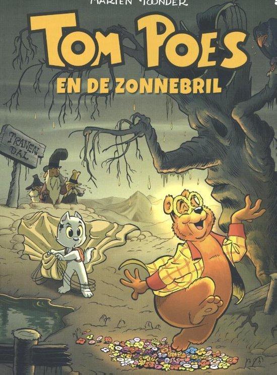 Tom Poes avonturen 5 - Tom Poes en de zonnebril - Marten Toonder  