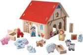 Speelgoed   Wooden Toys - Speelwereld Antons Boerderij