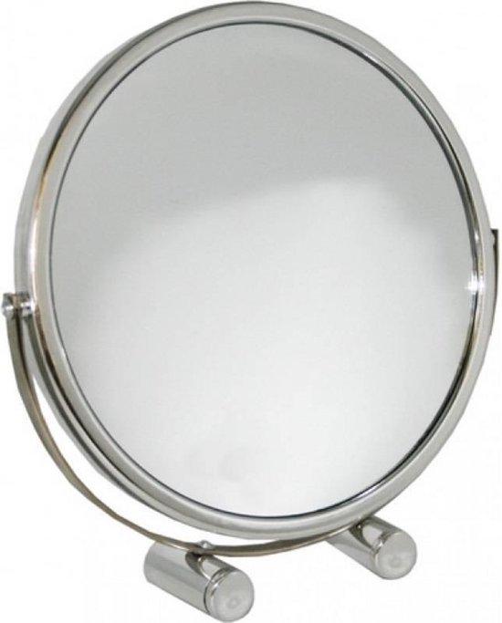 Spiegel - Make-upspiegel - 2-zijdig - Ø16cm