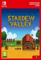 Cover van de game Stardew Valley - Nintendo Switch Download