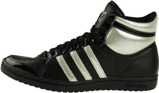 bol.com   Adidas Top Ten Hi Sleek Dames Sneaker Wit Maat 39 1/3