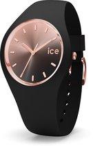 Ice-Watch Sunset IW015748 Horloge - Siliconen - Zwart - ∅  40 mm